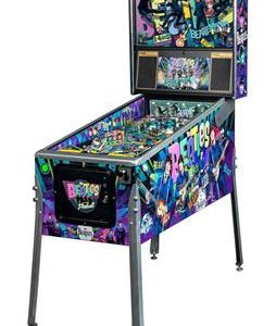 Beatles Platinum Pinball Machine