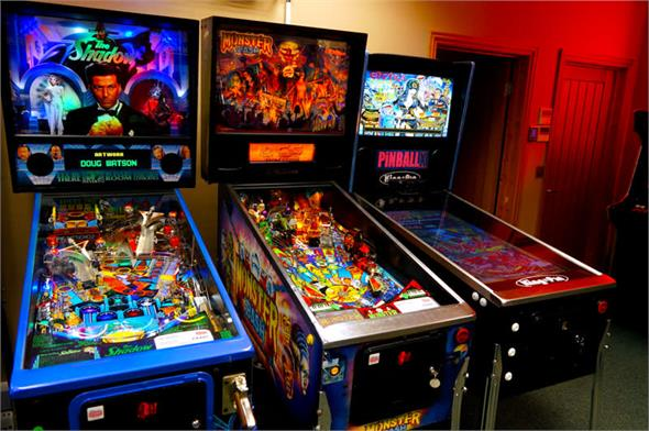 Monster Bash Pinball Machine